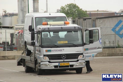 Mercedes-Benz Atego MP2, foto van Katy Kleyn