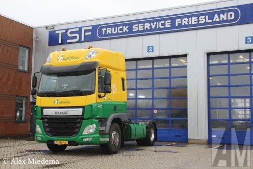 DAF CF Euro 6 (vrachtwagen), foto van Alex Miedema