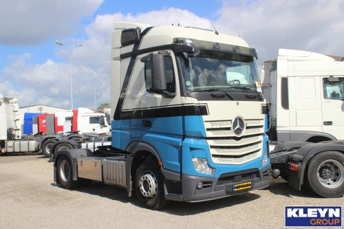 Foto mercedes benz actros mp4 van elgersma logistiek b v for Mercedes benz katy