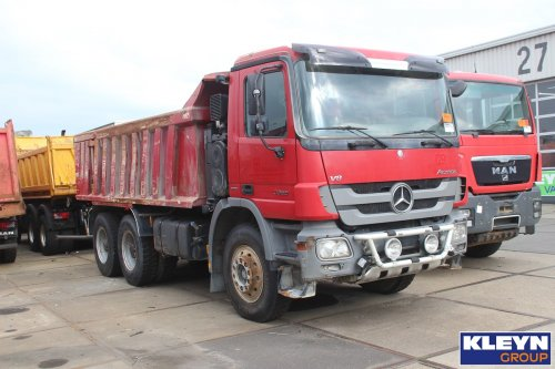 Foto mercedes benz actros mp3 1174486 for Mercedes benz katy