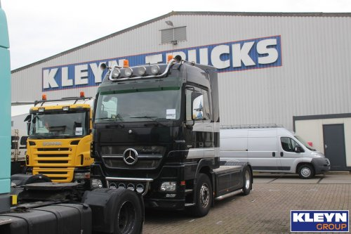 Foto mercedes benz actros mp2 1189562 for Mercedes benz katy