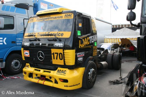 Mercedes-Benz SK 88, foto van Alex Miedema