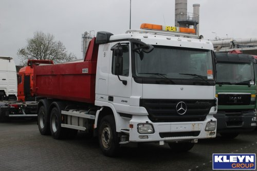 Foto mercedes benz actros mp2 1201214 for Mercedes benz katy