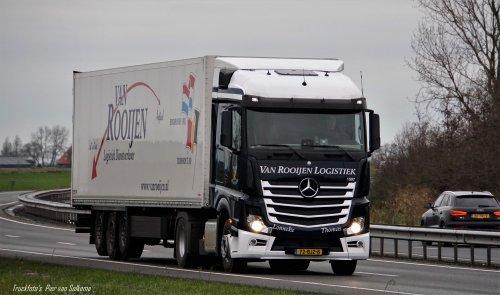 Mercedes-Benz Actros van pierius-van-solkema