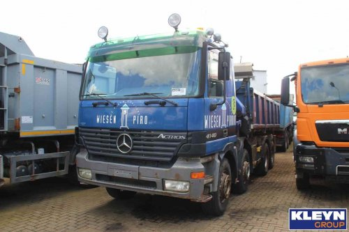 Foto mercedes benz actros mp1 1111221 for Mercedes benz katy