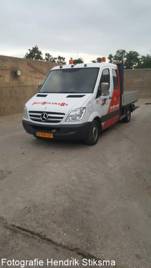 Mercedes-Benz Sprinter (vrachtwagen), foto van hendrik-stiksma
