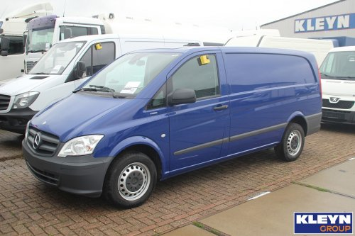 Foto mercedes benz vito 1112856 for Mercedes benz katy