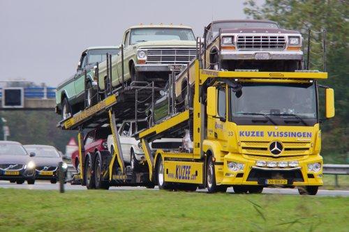 Mercedes-Benz Actros, foto van E.J.Moes Fotografie