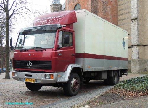 Mercedes-Benz Ecoliner, foto van René