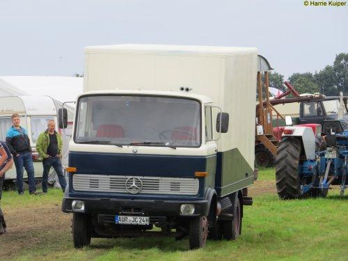 Mercedes-Benz LP (vrachtwagen), foto van oldtimergek