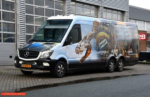 Mercedes-Benz Sprinter (vrachtwagen), foto van rene-boot