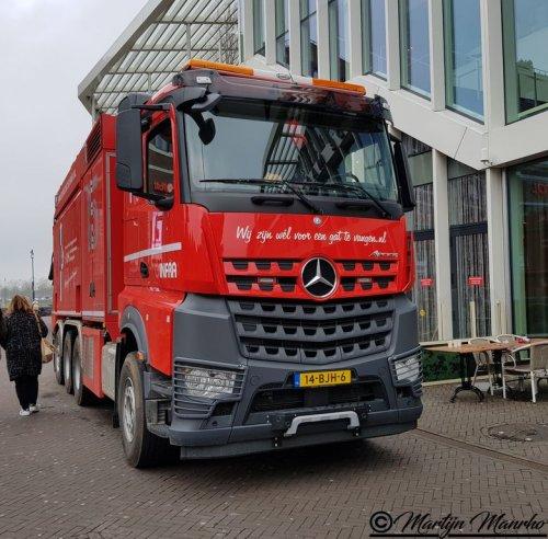 Mercedes-Benz Arocs, foto van MartijnM71