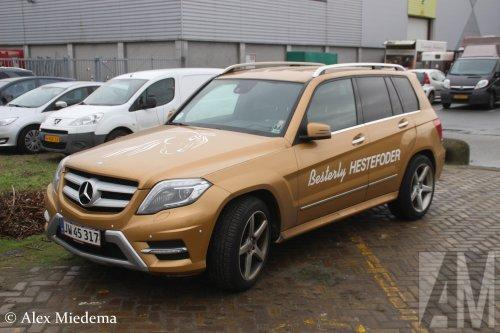 Mercedes-Benz GLK, foto van Alex Miedema