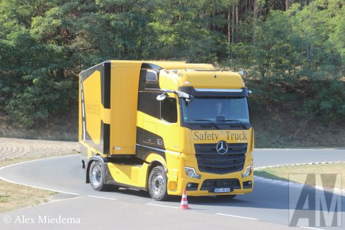 Mercedes-Benz Actros MP5, foto van Alex Miedema