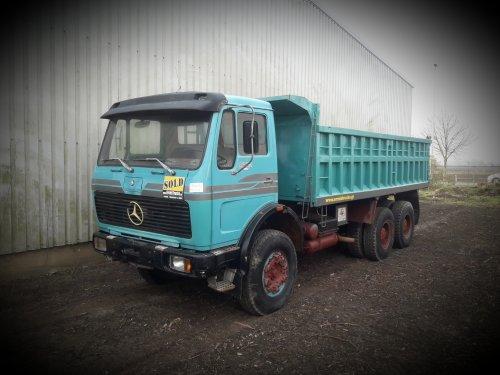 Mercedes-Benz NG (vrachtwagen), foto van stijn-de-bock