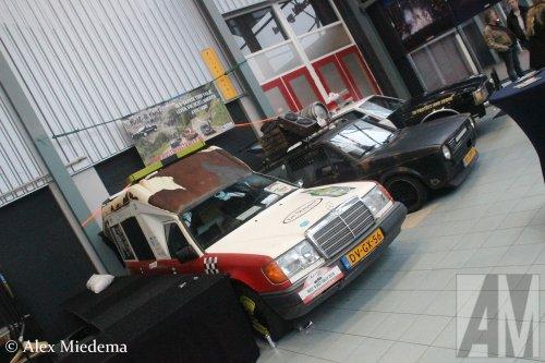 Mercedes-Benz W124 (E-klasse), foto van Alex Miedema