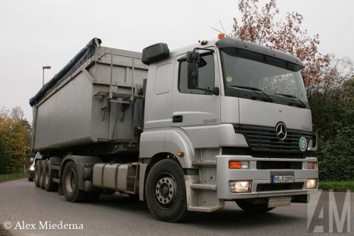Mercedes-Benz Axor MP1, foto van Alex Miedema