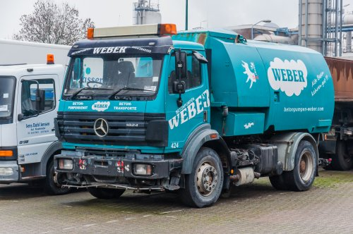Mercedes-Benz SK 94, foto van xrayjaco
