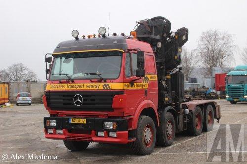 Mercedes-Benz SK 94, foto van Alex Miedema