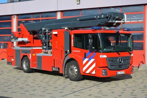 Mercedes-Benz Econic, foto van rene-boot