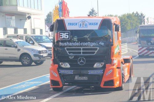 Mercedes-Benz Axor, foto van Alex Miedema