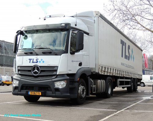 Mercedes-Benz Actros MP5, foto van René