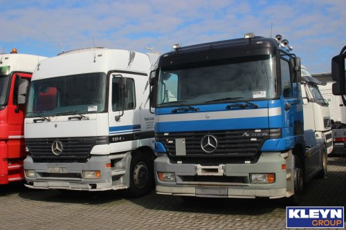Foto mercedes benz actros mp1 1116148 for Mercedes benz katy