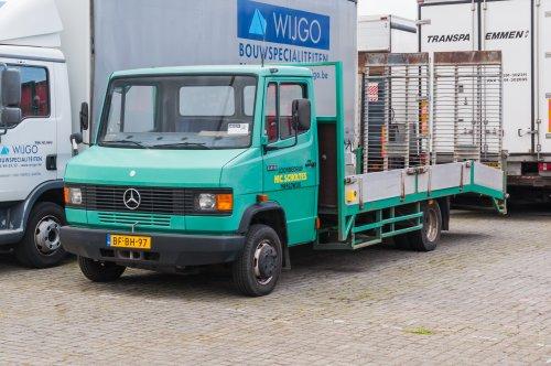 Mercedes-Benz T2, foto van xrayjaco
