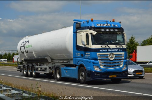 Mercedes-Benz Actros MP4, foto van sem-beekers