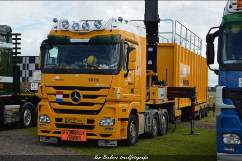 Mercedes-Benz Actros MP3, foto van sem-beekers