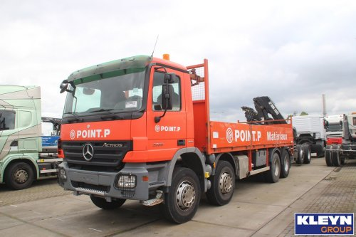 Mercedes-Benz Actros MP2, foto van Katy Kleyn