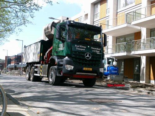 Mercedes-Benz Arocs, foto van Jan F
