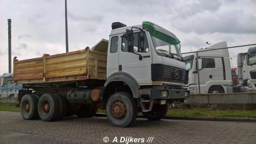 Mercedes-Benz SK 88 (vrachtwagen), foto van arjan-dijkers