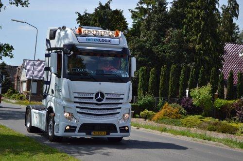Mercedes-Benz Actros, foto van coen-ensing