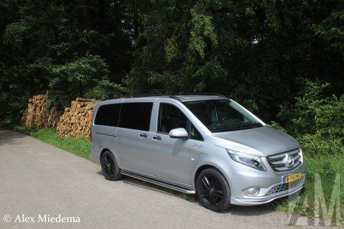 Mercedes-Benz Vito, foto van Alex Miedema