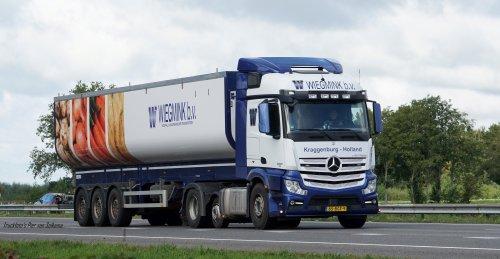 Mercedes-Benz Actros, foto van pierius-van-solkema
