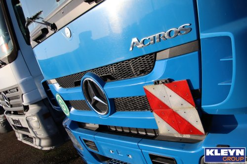 Mercedes-Benz Actros MP3, foto van Katy Kleyn