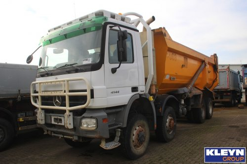 Foto mercedes benz actros mp2 1121044 for Mercedes benz katy