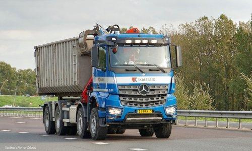 Mercedes-Benz Arocs, foto van pierius-van-solkema
