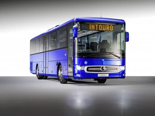 Mercedes-Benz Intouro, foto van Truckfan Nieuwsposter