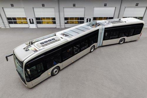 Mercedes-Benz eCitaro, foto van Truckfan Nieuwsposter