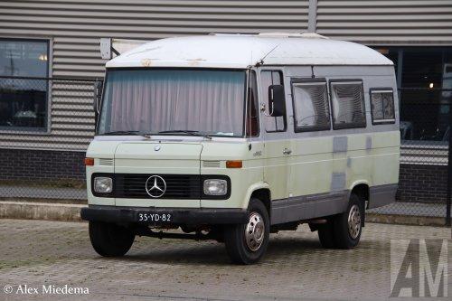 Mercedes-Benz Düsseldorfer, foto van Alex Miedema