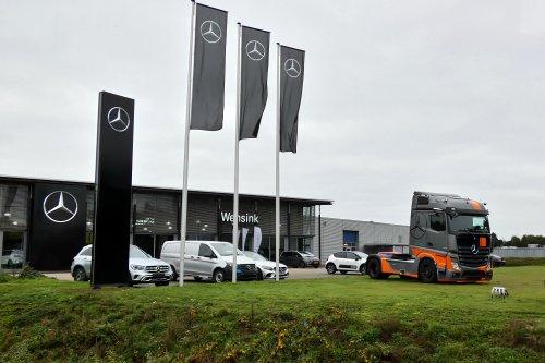 Mercedes-Benz Actros MP5, foto van Lucas Ensing