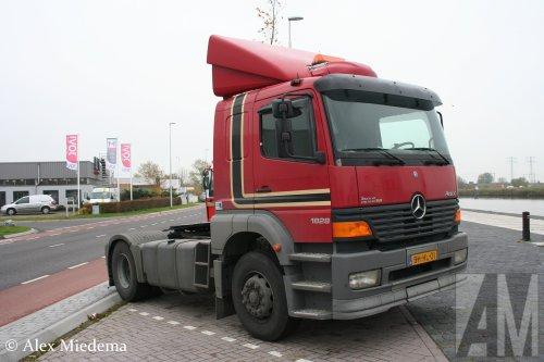Mercedes-Benz Atego MP1, foto van Alex Miedema
