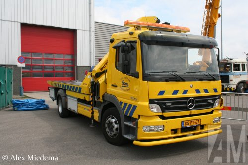 Mercedes-Benz Atego MP2, foto van Alex Miedema