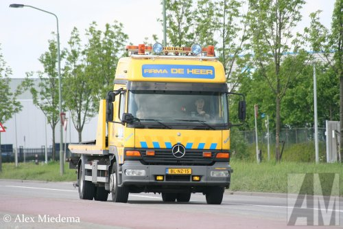 Mercedes-Benz Atego MP1, foto van Alex Miedema