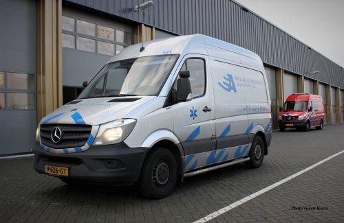 Mercedes-Benz Sprinter (vrachtwagen), foto van JaKo