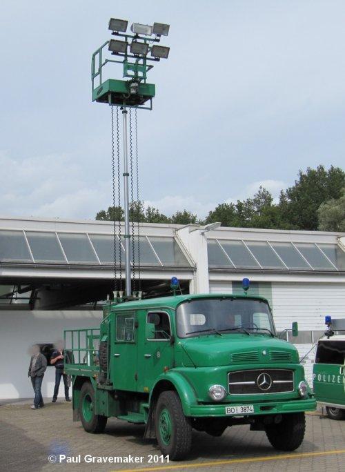 Mercedes-Benz Kurzhauber, foto van Paul Gravemaker
