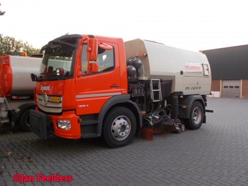 Mercedes-Benz Atego (vrachtwagen), foto van Jan F