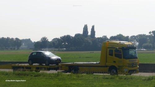 Mercedes-Benz Antos, foto van René